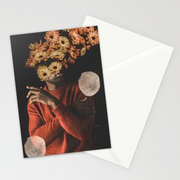 Black Pride - Digital Collage Stationery Cards