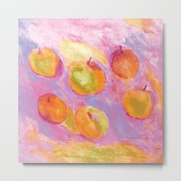 Fruits 3 Metal Print