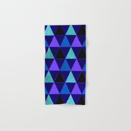Abstract #471 Hand & Bath Towel