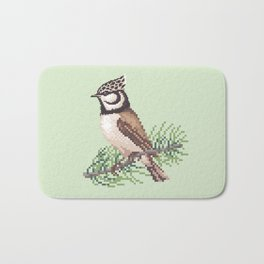 Bird 3 Bath Mat