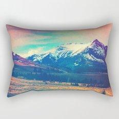 Grand Illusion Rectangular Pillow