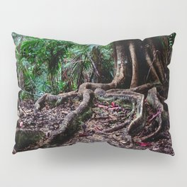 The Wooded Deep Pillow Sham