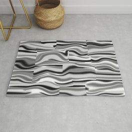 Abstract pattern 156 Rug