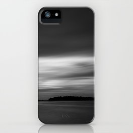 Before the sun sets iPhone Case