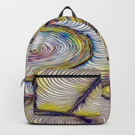 Warm collours Backpack