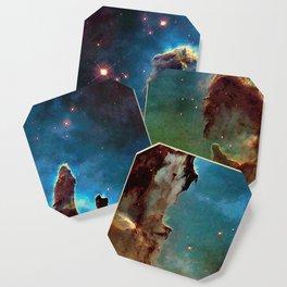 Eagle Nebula's Pillars Coaster