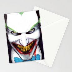 That Evil Smile Stationery Cards