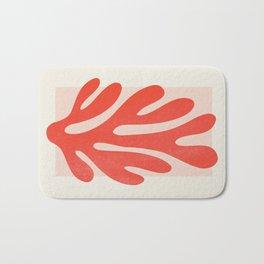 Jazz Leaf: Matisse Edition   Mid Century Series Bath Mat