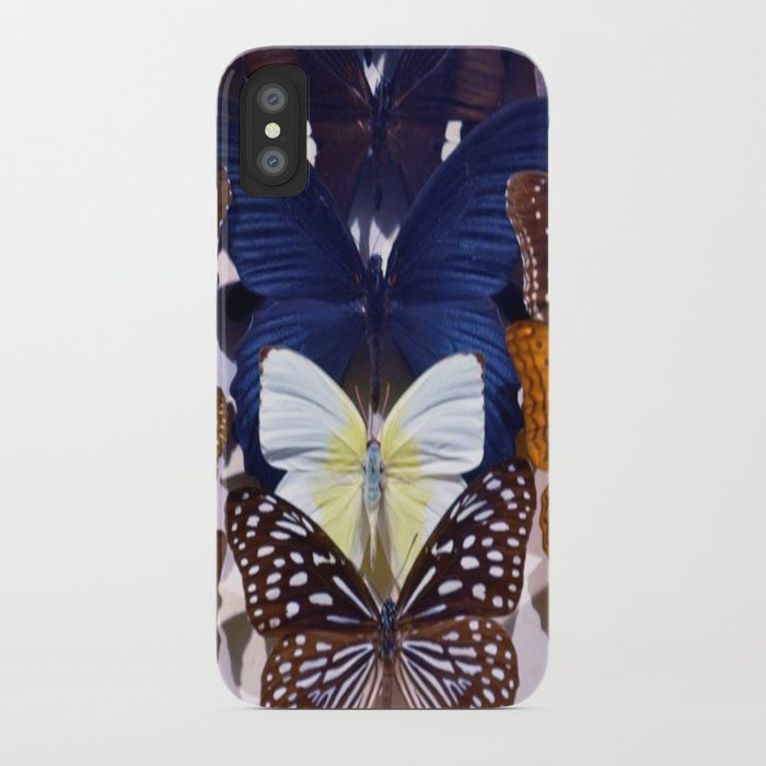 Farfalle II iPhone Case