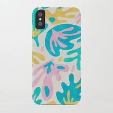Botanica iPhone X Slim Case