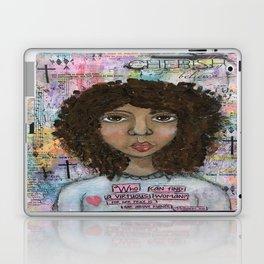 Virtuous Woman Laptop & iPad Skin