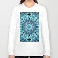 frozen Long Sleeve T-shirts featuring Frozen by Jim Pavelle