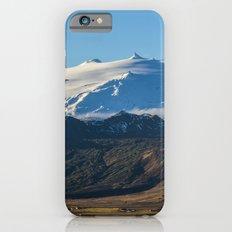Snaefellsjokull volcano 2 Iceland Slim Case iPhone 6s