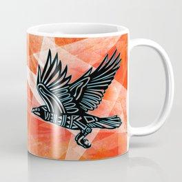 The Crow Coffee Mug