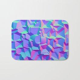 Voronoi 1 Bath Mat