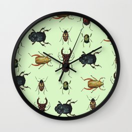 Beatlejuice Wall Clock