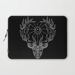 Sacred Deer Wapiti Laptop Sleeve
