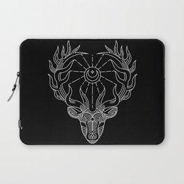 Sacred Deer Wapiti Laptop Sleeve