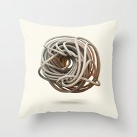 knoodle Throw Pillow
