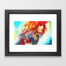 Airplanes Framed Art Print