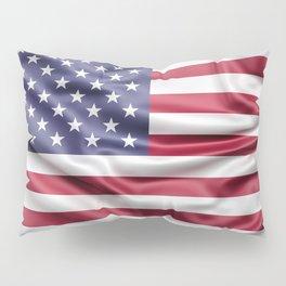 Flag of United States of America Pillow Sham