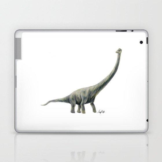 Green Titanosaur Laptop & iPad Skin
