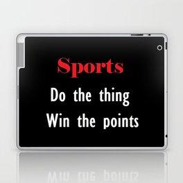 Sports Laptop & iPad Skin