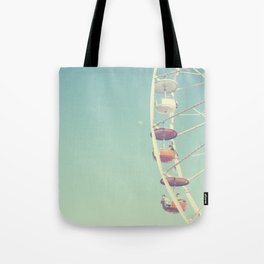 Touch the Moon Tote Bag