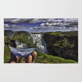 Gullfoss Crystal Ball 2 Rug