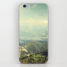 Winged Migration iPhone & iPod Skin