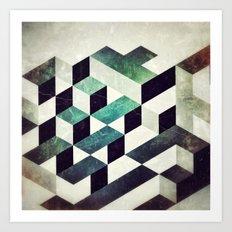 isybryyk Art Print