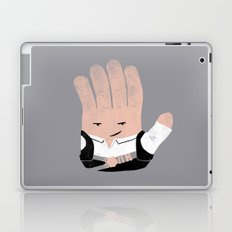 Hand Solo Laptop & iPad Skin