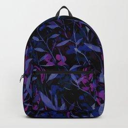 Wandering Wildflowers Midnight Backpack