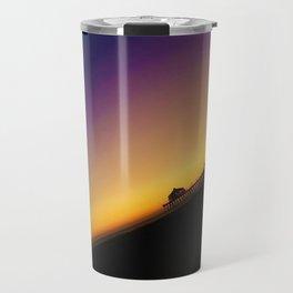 Huntington Beach Sunset 10 Travel Mug