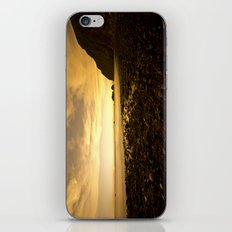 Island Star Gazing  iPhone & iPod Skin