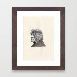 Erik, the Phantom Framed Art Print