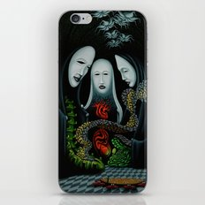 Living Through Secrets / Terms of Precedence iPhone & iPod Skin