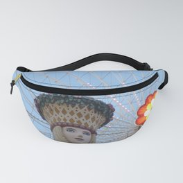 queen of the the prater Fanny Pack