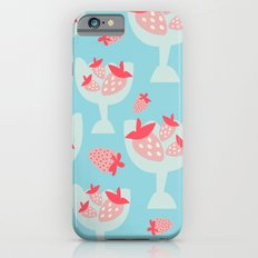 Strawberry Dessert iPhone 6s Slim Case