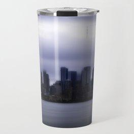 Moody city Travel Mug