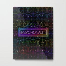 Psychonaut Metal Print