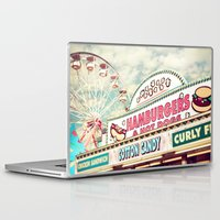 carnival Laptop & iPad Skins featuring Carnival by Sylvia Cook Photography
