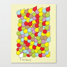IT'S YOU Canvas Print