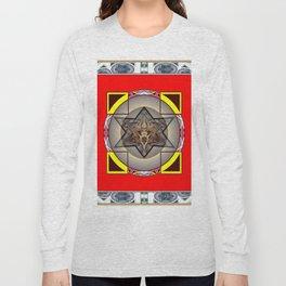 Melach metal Long Sleeve T-shirt