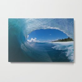 The Sea Eye Metal Print