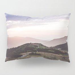 good morning mountains Pillow Sham