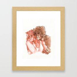 C'mon! [Slaxl] Framed Art Print