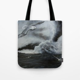 THE SINKING Tote Bag