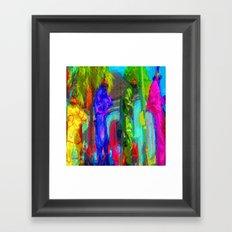 m o k o l o k o Framed Art Print