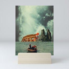 We Are All Fishermen Mini Art Print
